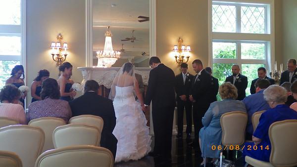 Claire & Trents Wedding