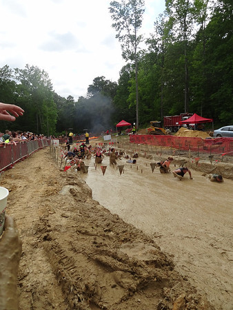 Warrior Dash- Kramer