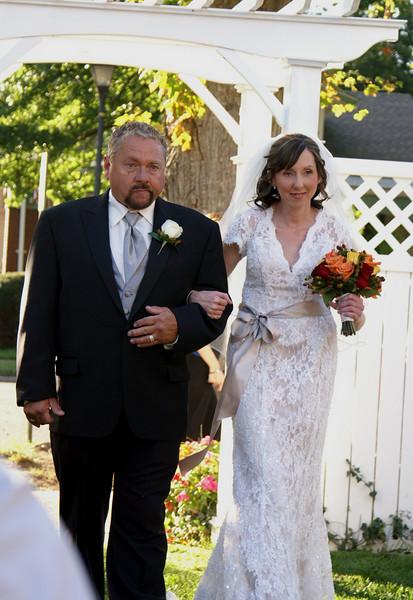Bunker Wedding- Joe & Becky